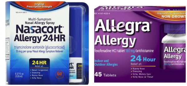 picture relating to Nasacort Coupon Printable known as Walgreens: Nasacort and Allegra Allergy Simply just $3.99! - Develop into