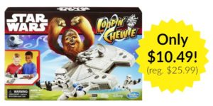 Star Wars Loopin' Chewie Game only $10.49! (Reg. $25.99)