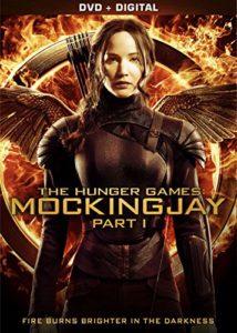 The Hunger Games: Mockingjay – Part 1 DVD + Digital Only $3.92!