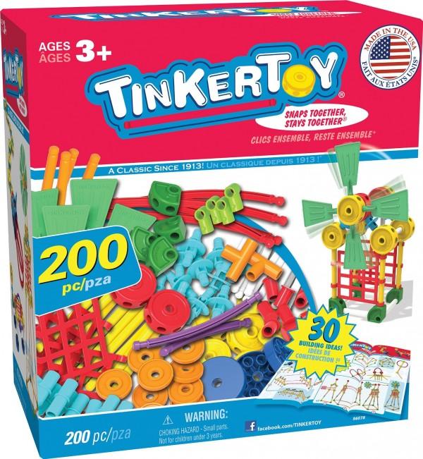 Tinkertoy 30 Model, 200 Piece