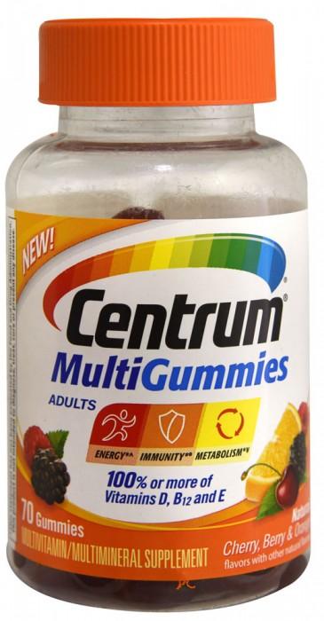 cvs  centrum multigummies only  2