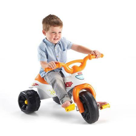 fisher-price tough trike