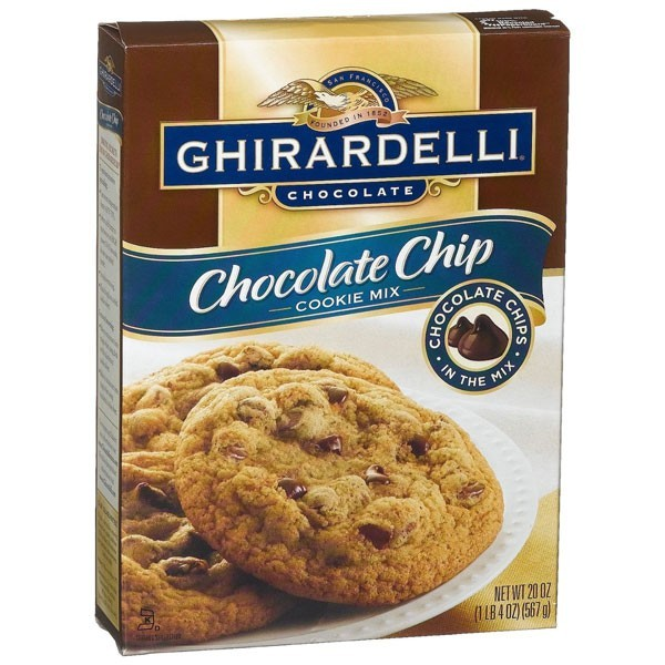 picture about Ghirardelli Printable Coupon identify Emphasis: Ghirardelli Cookie Merge Simply just $1! - Come to be a Coupon Queen