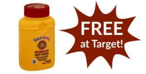 FREE Gold Bond Powder at Target!