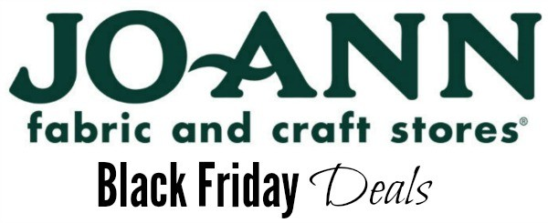 joann fabric black friday deals