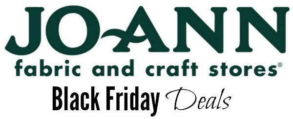 joann fabric black friday deals