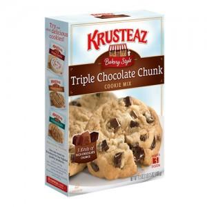 Kroger: Krusteaz Cookie Mix Only $0.75!