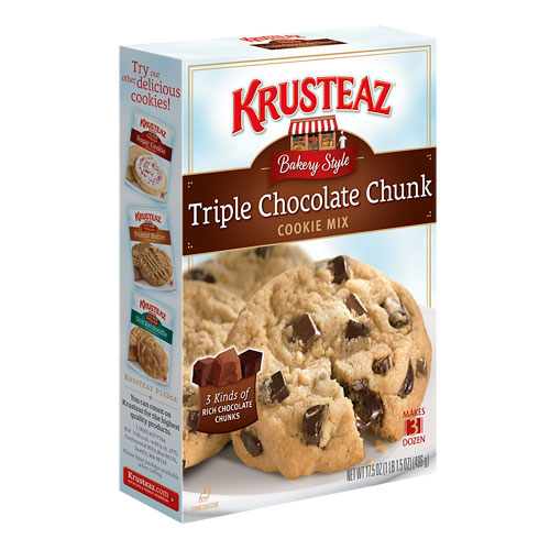 krusteaz cookie mix