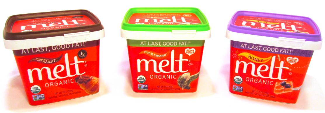 Fresh melt coupons
