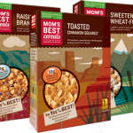 Mom's Best Cereal on Sale for $0.49 at Kroger after Coupon & Rebate!
