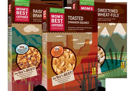 Mom's Best Cereal on Sale for $0.49 at Kroger after Coupon & Rebate!