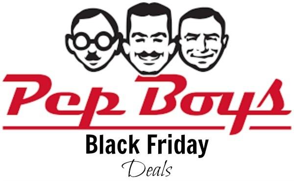 pep boys black friday deals