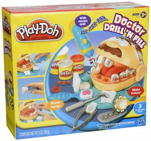 Play-Doh Doctor Drill 'n Fill Playset only $4.99 (Reg. $15)!