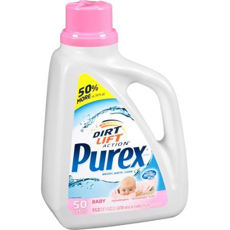 purex baby laundry detergent