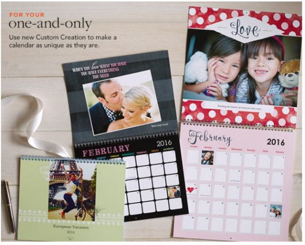 FREE 8x11 Calendar from Shutterfly! - Become a Coupon Queen