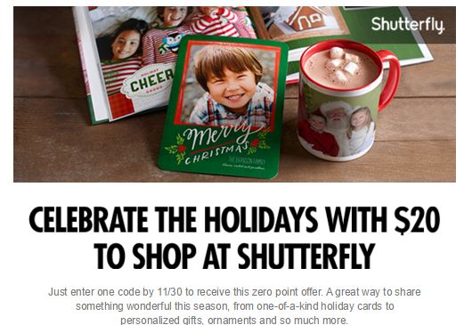 shutterfly - my coke rewards