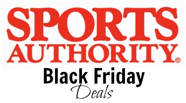sports authority black friday