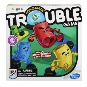 Trouble Board Game Only $6.99 (Reg. $13)!