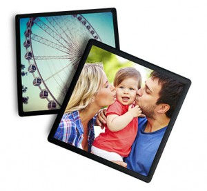 4×6 or 4×4 Framed Photo Magnet Only $1.75 + FREE Store Pick Up!
