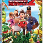 Cloudy with a Chance of Meatballs 2 DVD + UltraViolet Digital Copy Only $5.50!