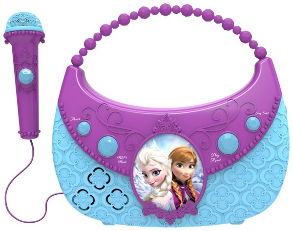 Disney Frozen Cool Tunes Sing Along Boombox