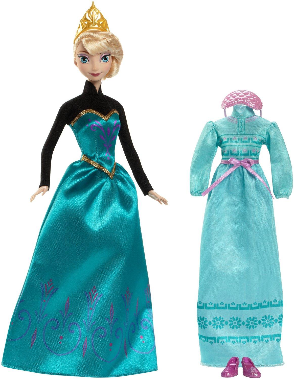 Disney Frozen Coronation Day Elsa Doll Only 7 76 Reg