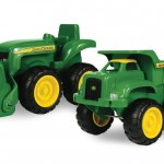 John Deere Sandbox Vehicle 2pk, Truck and Tractor Only $8.97!