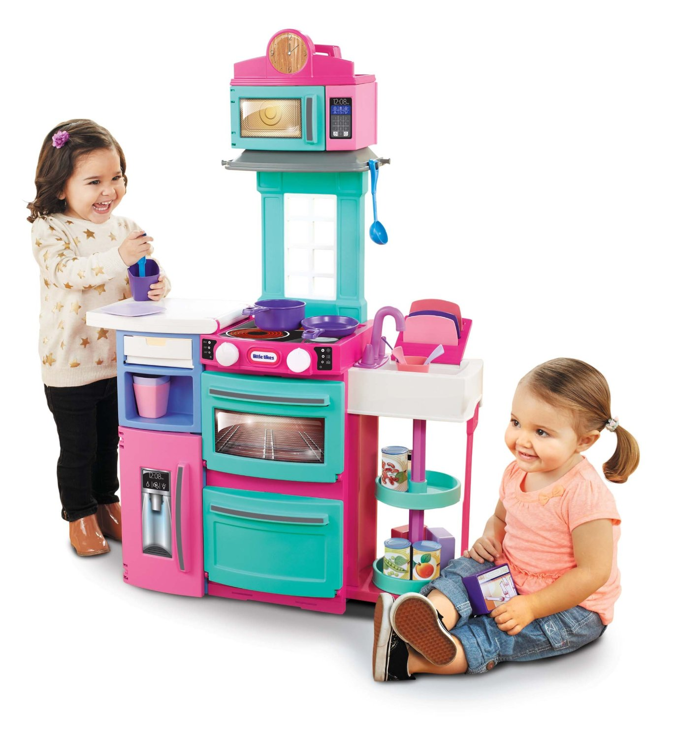 Little Tikes Cook N Store Kitchen Playset Only 42