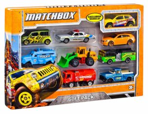 Matchbox 9-Car Gift Pack Only $9.66!