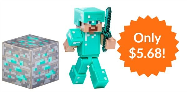 minecraft-diamond-steve-action-figure