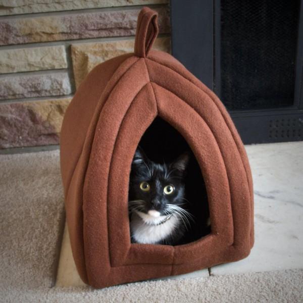 PAW Cozy Kitty Tent Igloo