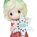 Precious Moments You Make The Season One of a Kind Dated Ornament Only $5.82!