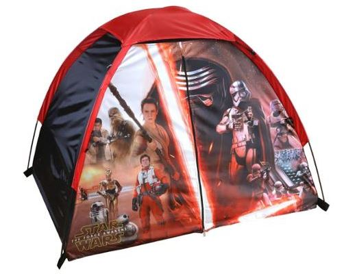 Star Wars 2-Pole Kids Dome Tent