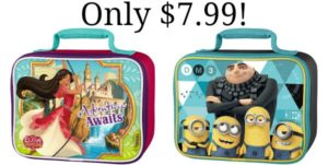 Thermos Novelty Lunch Kit Only $7.99!