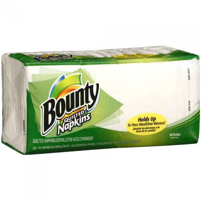 Bounty Paper Towels Cvs: Kroger: Bounty Napkins 200ct As Low As $1.64!
