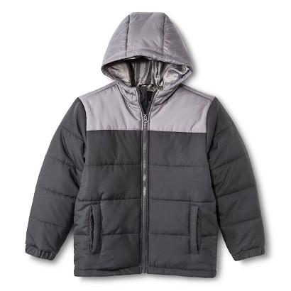boys puffer jackets