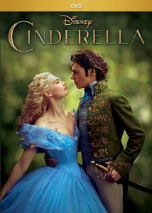 Cinderella on DVD only $6.99!