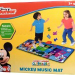 Disney's Mickey Music Mat Only $15.15!