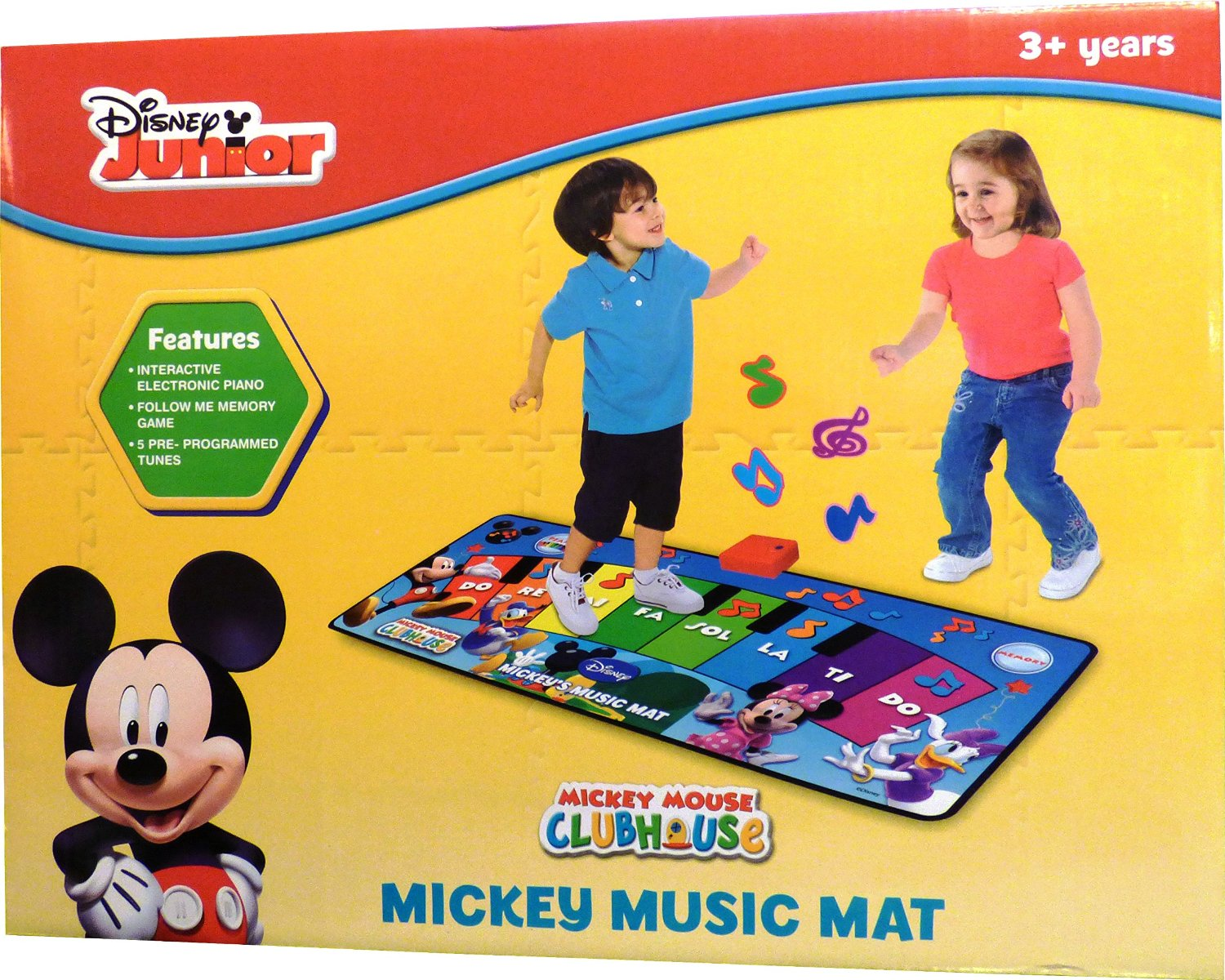 Disney S Mickey Music Mat Only 14 95 Reg 29 99