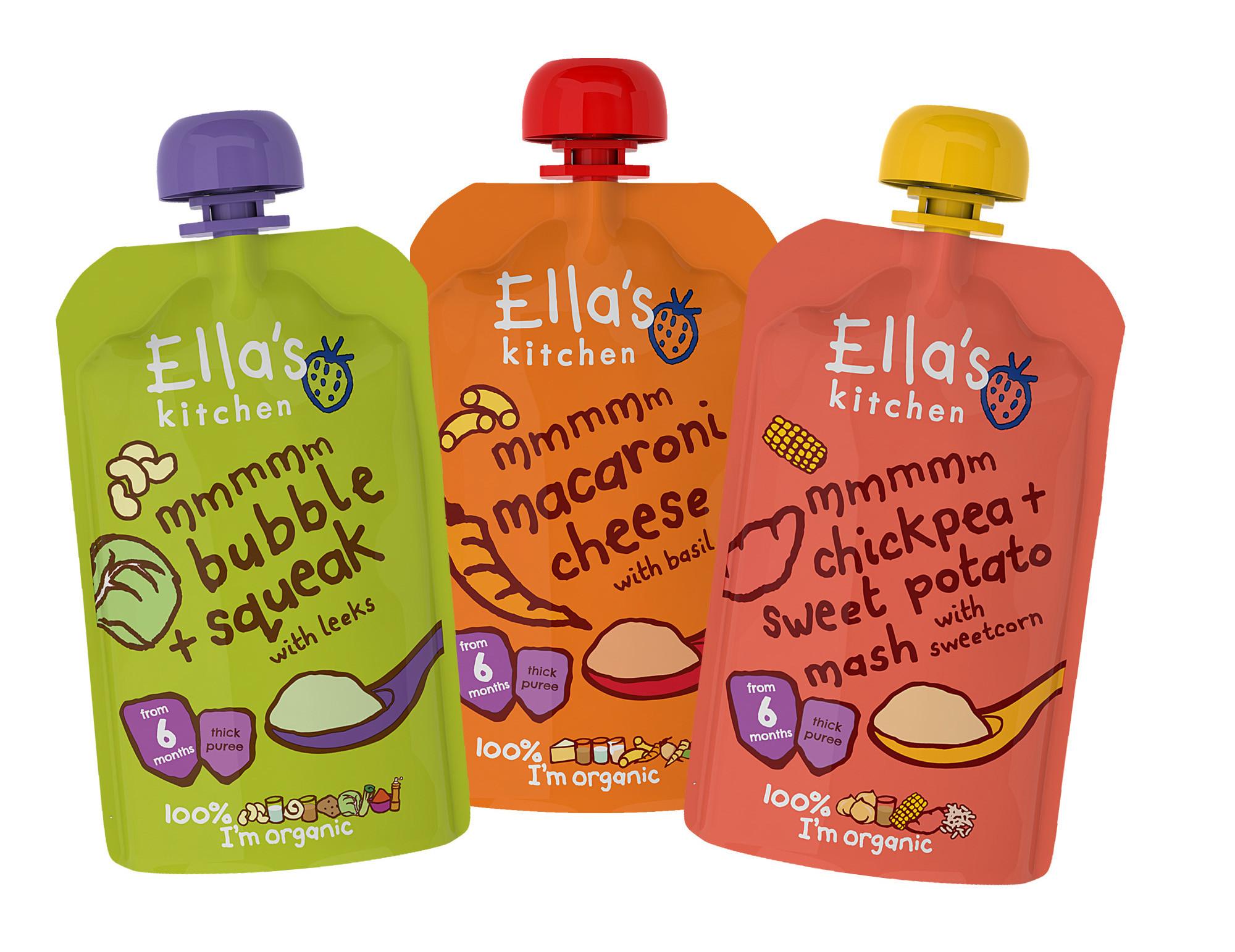 Kroger: Ella's Kitchen Pouches Only $0.62! - Become a ...