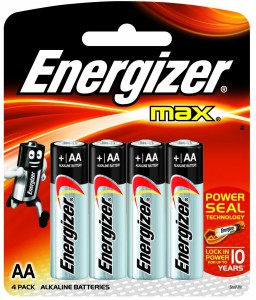 Kroger: Energizer Batteries Only $1.25!