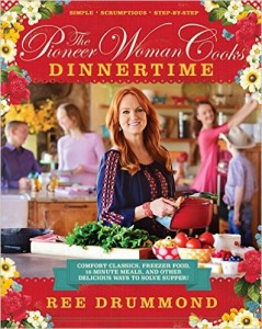 The Pioneer Woman Cooks: Dinnertime Cookbook only $17.05! (Reg. $29.99)