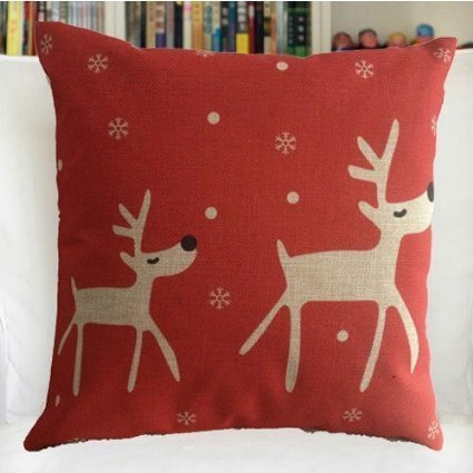 reindeer-throw-pillow-cover