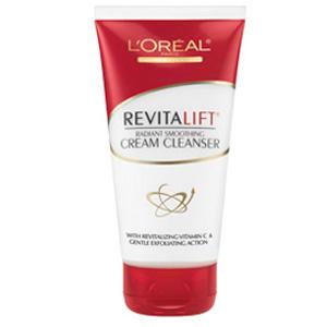 revitalift cream cleanser