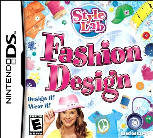 Style Lab Fashion Design For Nintendo Ds Only Reg