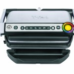 T-Fal OptiGrill Stainless Steel Electric Grill Only $90!