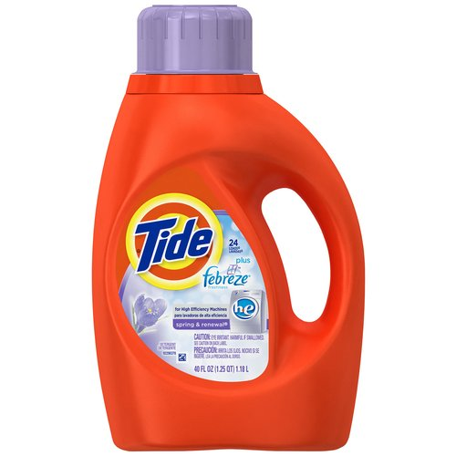 Tide detergent coupons