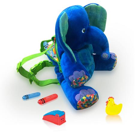 Eric Carle 2-in-1 Backpack Harness