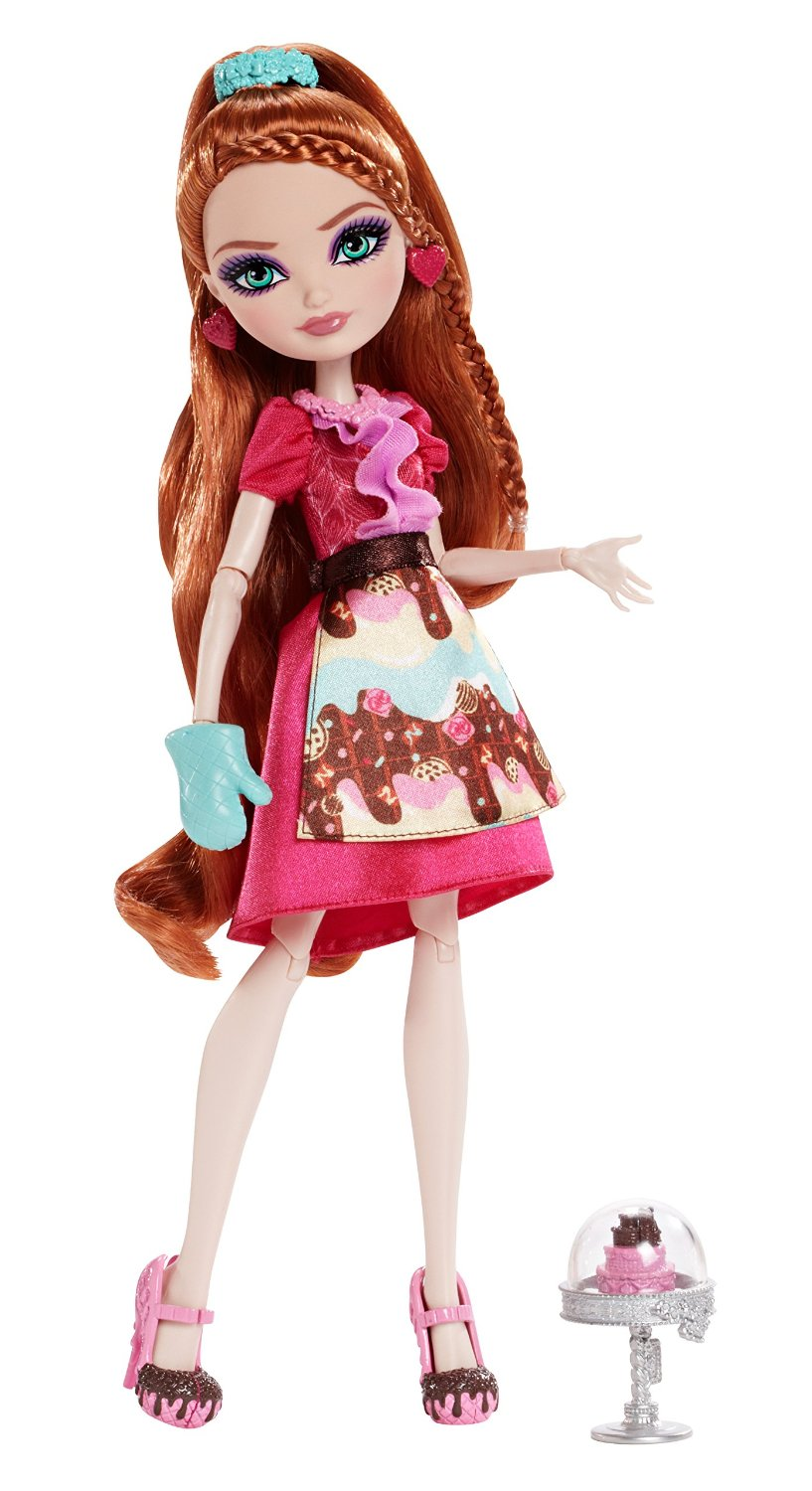 Ever After High Sugar Coated Holly O Hair Doll Only 7 60