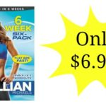 Jillian Michaels: 6 Week Six-Pack Only $6.90!